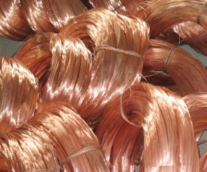 Hot Sell Copper Wire Scrap 99.9%/Millberry Copper Scrap pictures & photos