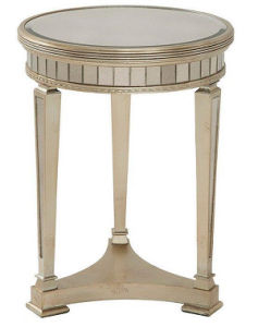 Mirror Furniture Glass Side End Table pictures & photos