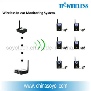 Stereo Wireless in-Ear Monitor System Solution (Multi-channel) pictures & photos