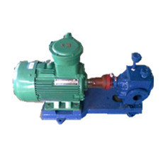 Lqb Series Gear Oil Pump Bitumen Heating Pump