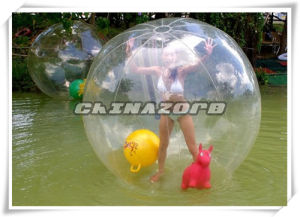 Summer Hot Sale Water Game Inflatable Water Ball