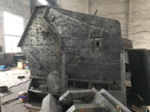Welding Jaw Crusher