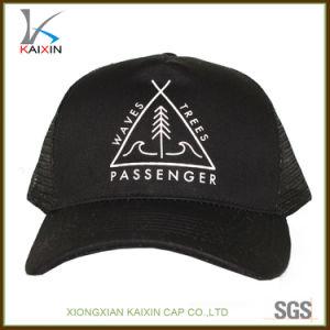 Custom Baseball Hats Printed Logo Trucker Mesh Cap