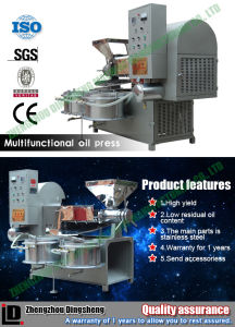 High Capacity Ce Certificated Price Cottonseed Oil Mill, Oil Press Machine pictures & photos
