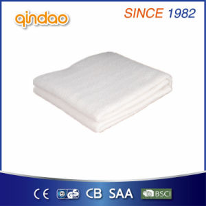 Good Felling Synthetic Wool Electric Blanket with Four Heat Setting pictures & photos