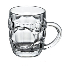 10oz / 300ml Glass Tankard / Beer Stein / Beer Mug