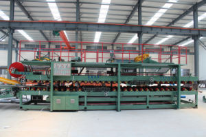 Sandwich Panel Prodution Line-A7