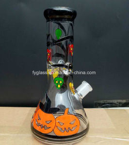 China Wholesale Oil DAB Rig Recyclers Glass Water Pipe, Glass Smoking Pipe in Stock pictures & photos