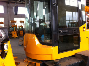 Mechanical Small Wheel Loader with Attachments pictures & photos
