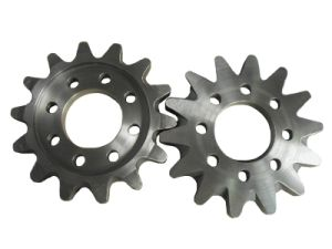 Steel Casting Gear with Surface Polished