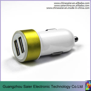 Efficient Custom Mobile Phone Car Charger