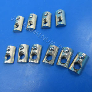 Half Round Nut/Self-Aligning Spring Block, Plating Steel for 20 Series pictures & photos