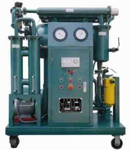 Single Stage Insulating Oil Purifier Oil Cleaning Oil Purification pictures & photos