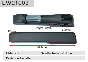 Grammer Armrest Polyurethane Adjustable Long Armrest for Seat of Bus, Trucks, Construction Machinery pictures & photos