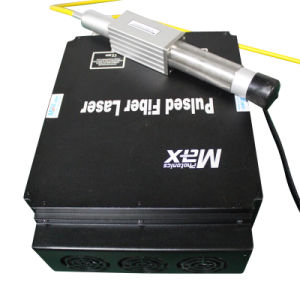 10W Depth Marking Fiber Laser Solutions pictures & photos
