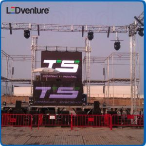 pH5.95 Outdoor Full Color Rental LED Panel