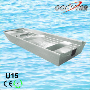 Easier to Tow U Type Aluminium Rescue Boat for Fishing pictures & photos