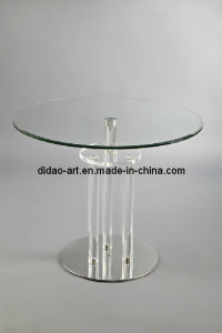 Acrylic Dining Table (AT011)