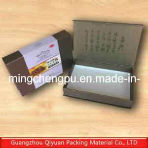 Magnet Closure Logo Printed Paper Box (TINA-020)