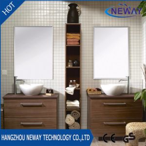 New Makeup Melamine Bathroom Furniture Cabinet pictures & photos