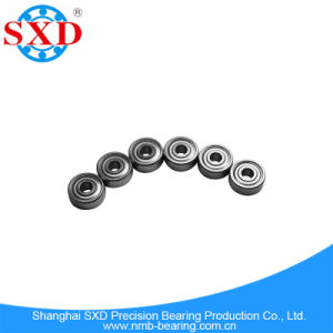 High Performance Motor Bearing Miniature Ball Bearing