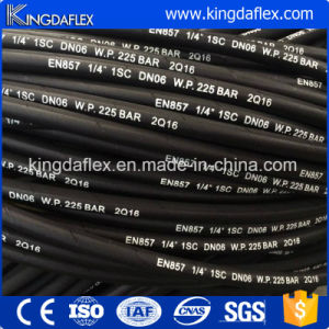 Oil Resistant Rubber Hose (En857 1SC/2SC) pictures & photos