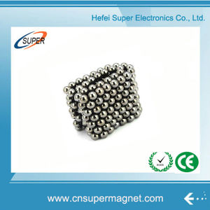 High Quality China Magnetic Balls pictures & photos