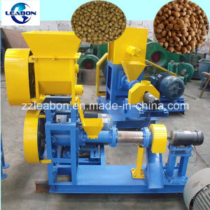 Leabon Floating Fish Feed Pellet Making Machine for Sale pictures & photos
