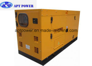 30kVA Backup Generator Set Powered by Perkins