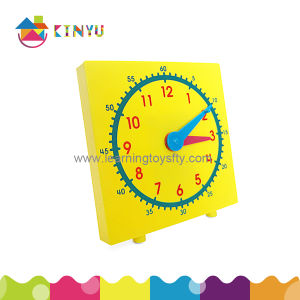 Teaching Aids Student Clock for Classroom pictures & photos