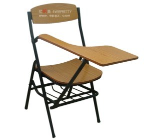 Wood Folding School Training Chair Ey-214A pictures & photos