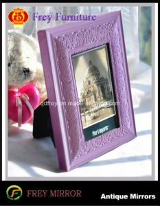 High Quality Hand Carved Wooden Decorative Photo Frame pictures & photos