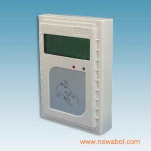 rfid tag time card machine chd689be - Time Card Machine