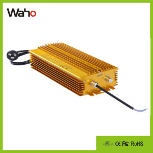 Dimmable CE Listed Ballast Electronic 600W for Hydroponic System (WHPS-600W)