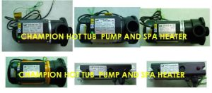 Whirlpool LX LP200 Jet Pump Impellor Hot Tub Spa Bath Chinese China