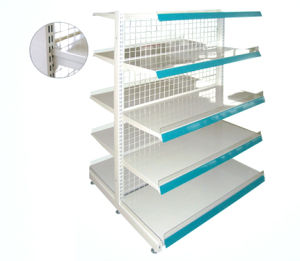 Double-Side Supermarket Shelves (SM-WS01)