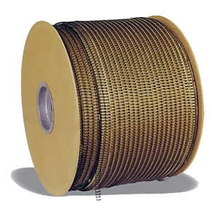 Nylon Coated Spool Double Loop Wire, Wire-O, Twin Ring Wire, Twin Loop Wire