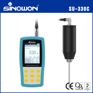 Extended Manual Probe Ultrasonic Hardness Tester pictures & photos