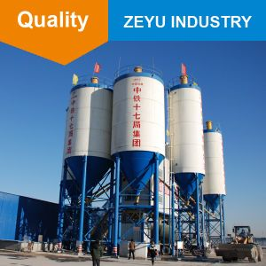Popular Easy Movement Bolted Type Steel Silo 100 Ton Cement Silo Price