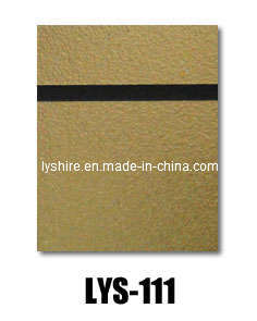 ABS Engvaring Double Color Sheet (LYS-111)