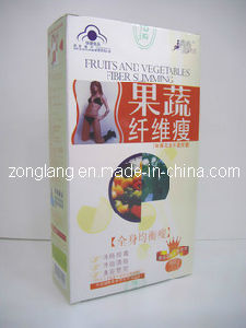 Fruit and Vegetable Fiber Slimming Capsule (CS021-FV) pictures & photos