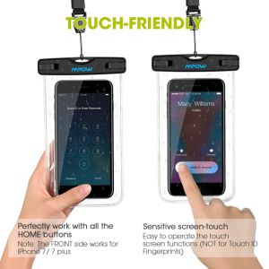 for iPhone 6 Waterproof Protective Case Cover