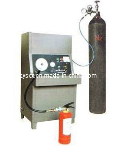 Fire Extinguisher Filling Machine (SI03-04A) pictures & photos
