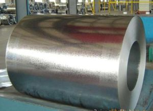 ASTM A653 Dx51d Full Hard Prime Spangle Hot Dipped Galvanized Steel Coil Gi Coil pictures & photos