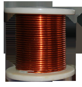 F46 Compound Film Wrapping Round Copper Wire.