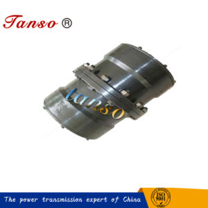 China Tanso Steel Gear Rigid Shaft Coupling for General Goods pictures & photos