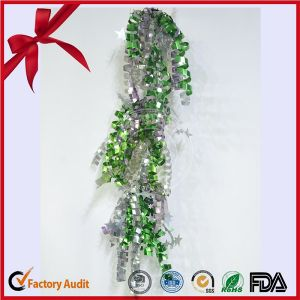 Color Grosgrain Curling Bow for Christmas Decorative Bow pictures & photos