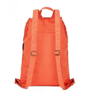 Preppy Korean Style Backpack Casual Travel Drawstring Bag (GB#12656-20) pictures & photos
