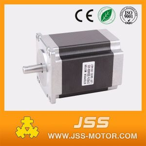 3A, 4 Leads, 2-Phase NEMA23 270 Oz-in CNC Stepper Motor pictures & photos