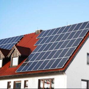 Ce Approval Home Roof Solar Power System 2-5kw pictures & photos